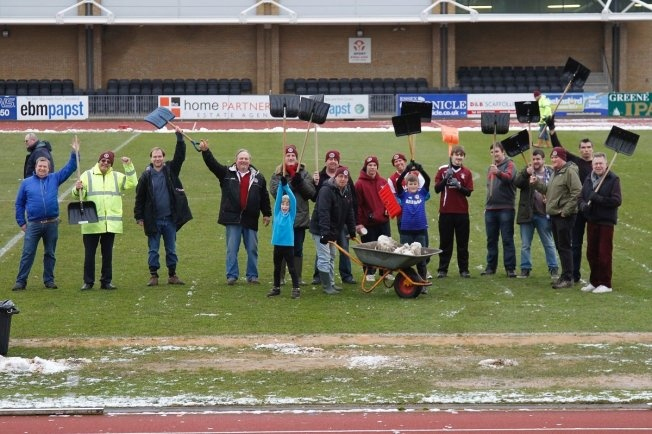 Chelmsford City Supporters Club